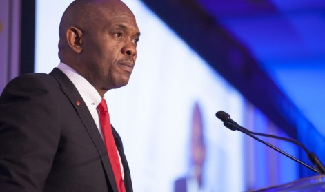 "Entrepreneur and Philanthropist Tony Elumelu is Credited with Having Coined the Term ""Africapitalism"" and Continues to Champion the Ideology."